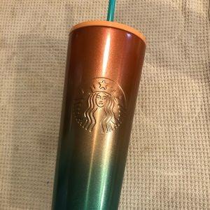 Starbucks Metal Tumblers